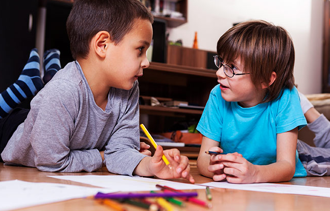 Caption Learning social skills is critically important to a child's success in school and life.