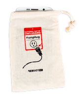 Unplugged bag